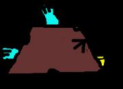Brown birdABCECorpse