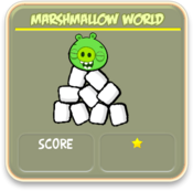 Angry Birds Marshmallow World Episode