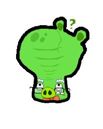 Brainiac Pig