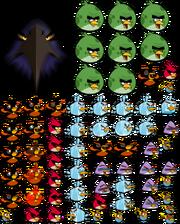 Space Birds