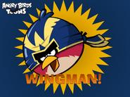 Wingman! Title Card