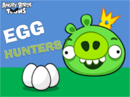 Egg Hunters Title Card