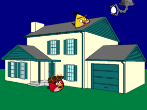 An Angry Birds Story Chapter 2