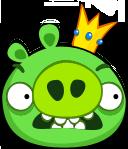 King Irritated