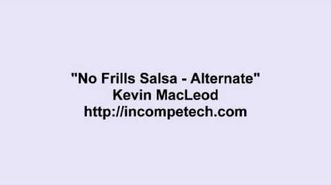Kevin MacLeod ~ No Frills Salsa - Alternate