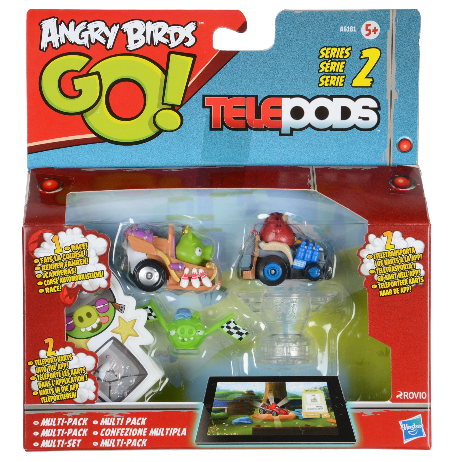 series 2 multi pack angry birds telepods wiki fandom. Black Bedroom Furniture Sets. Home Design Ideas