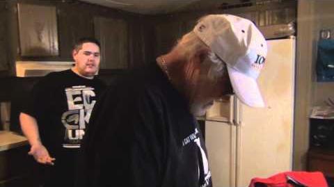Angry Grandpa's Broken Kitchen Sink 2-1