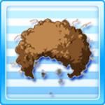 Explosive Afro Brown