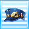 Galactic Railways Staff Hat Blue