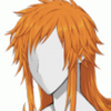 New Trend Hair Orange