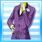 High-class suit - Purple