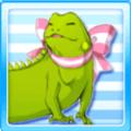Female iguana