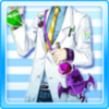 Mol's White Coat For Experiments