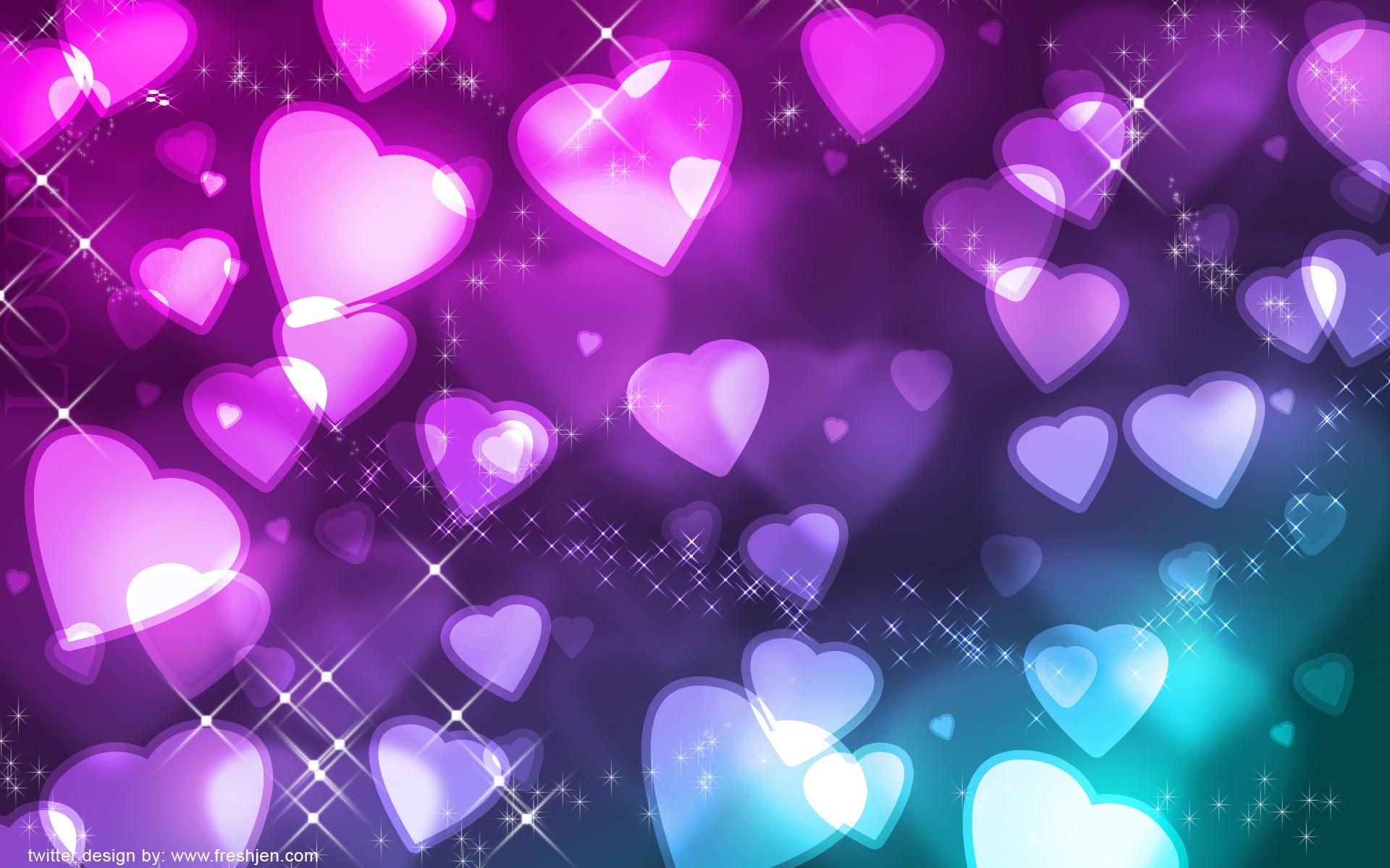 pretty heart designs wallpapers - photo #16