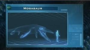 Mosasaurusosaurusaurus