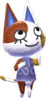 -Purrl - Animal Crossing New Leaf