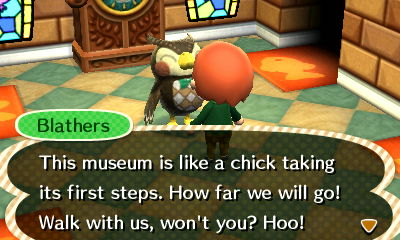 File:Talking to Blathers From Another Town.JPG