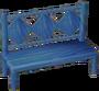 Blue bench NL