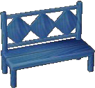 Blue bench NL