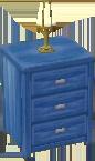 Blue dresser NL