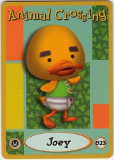 Joey animal crossing wiki fandom powered by wikia - Animal crossing wild world hair salon ...