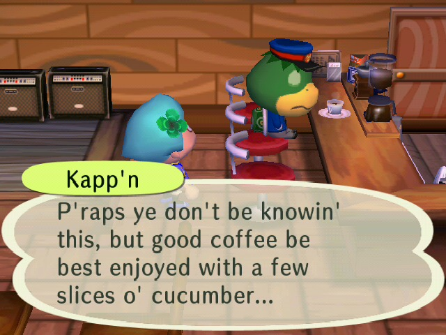 Acnl Tangy Coffee