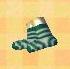 File:Green-Stripe Socks.JPG