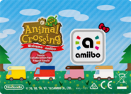 S Amiibo card back