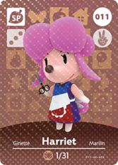 Amiibo 011 Harriet