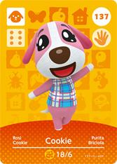 Amiibo 137 Cookie