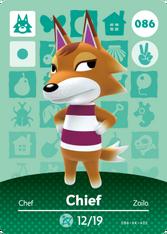 Amiibo 086 Chief