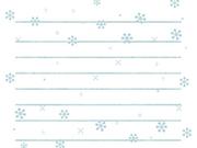 Snowy-paper