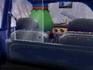 Wild World Taxi Interior