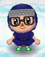 Ninja look