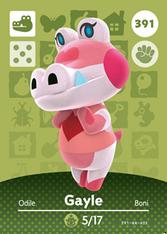 Gayle Animal Crossing Wiki Fandom Powered By Wikia