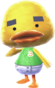 Joey - Animal Crossing New Leaf