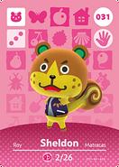 Amiibo 031 Sheldon