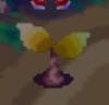 A golden shovel sapling