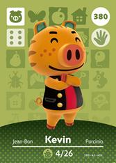 Amiibo 380 Kevin