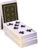 Card bed black