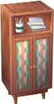 Animal Crossing Plant Shelf