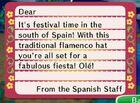 FlamencoHatLetter