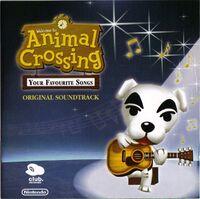 AnimalCrossingOriginalSoundtrackCover