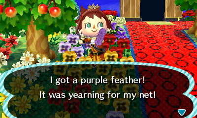 File:Catching purple feather.JPG