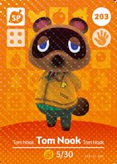 Amiibo 203 Tom Nook