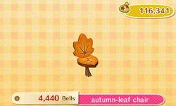 Autumn-Leaf Chair Catalog