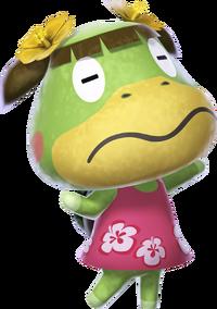Animal Crossing New Leaf Kapp N Coffee