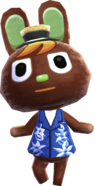 O' Hare - Animal Crossing New Leaf