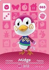 Amiibo 065 Midge