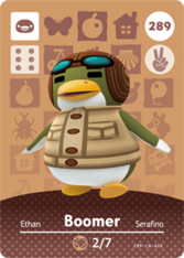 Amiibo 289 Boomer